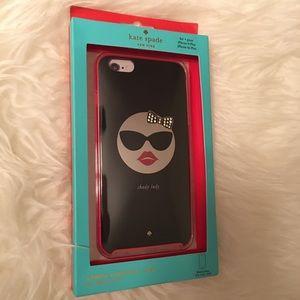 Kate Spade IPhone 6+ 6s+ Phone Case